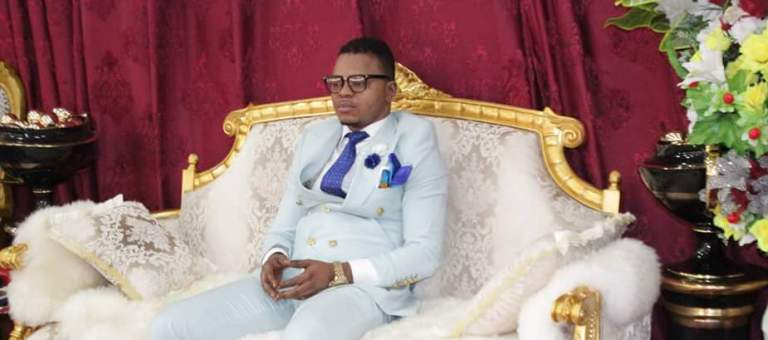 Angel Obinim Stage Protest To Have His Name And Great Prophetic Works Included In The Holy Bible (See Video)