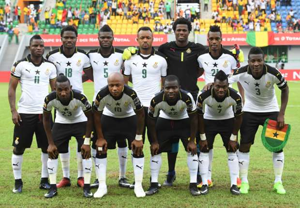 AFCON ALERT: EAT Heavily Before You Watch BLACK STARS' Game Today