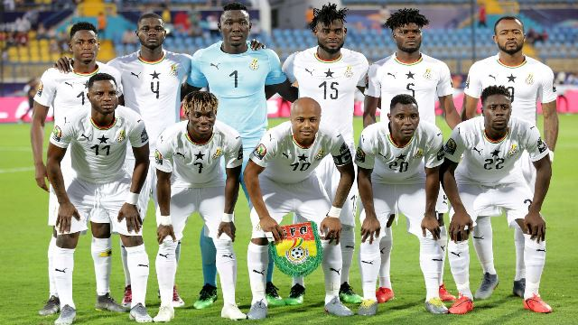Kasatintin Writes: We're Very SICK. How Can We Spend $4.5M Of Tax Payers MONEY On 'Incompetent' BLACK STARS At AFCON 2019?