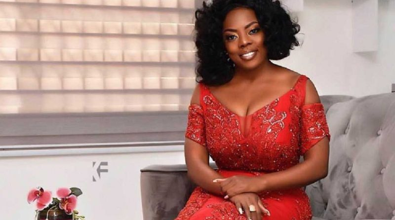 Nana Aba Anamoah's REACTION After 'PREGNANCY' Rumour: 'Every Time A Man Does A WOMAN Wrong… God PUSHES His Hairline Back An Inch'