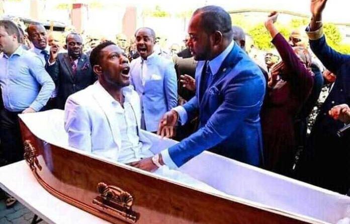 BREAKING: Ghanaian Pastor RESURRECTS 2 Dead Bodies (See VIDEO)