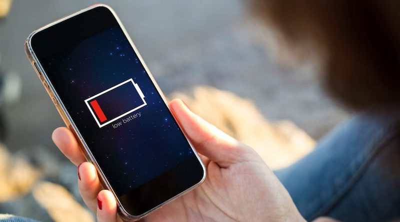 The Percentage Of Your Phone Battery Determines How Sensible You are As A Person.Guess Why?