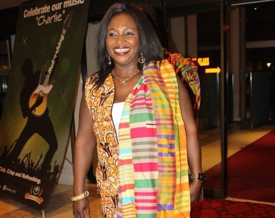 Kumawood Star Kyeiwaa, 57 Remarries In The US. But How Long Will This Marriage Also Last?