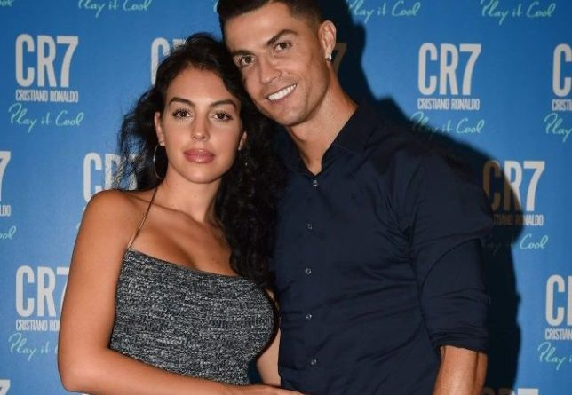 EXCLUSIVE: Cristiano Ronaldo Secretly Weds Girlfriend Georgina Rodriguez (See Photos)