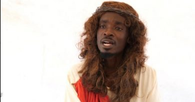 Ghana Jesus Speaks On Live TV For The First Time