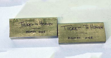 Pastor Arrested For Selling 'Tickets To Heaven' For $500 (See Video)