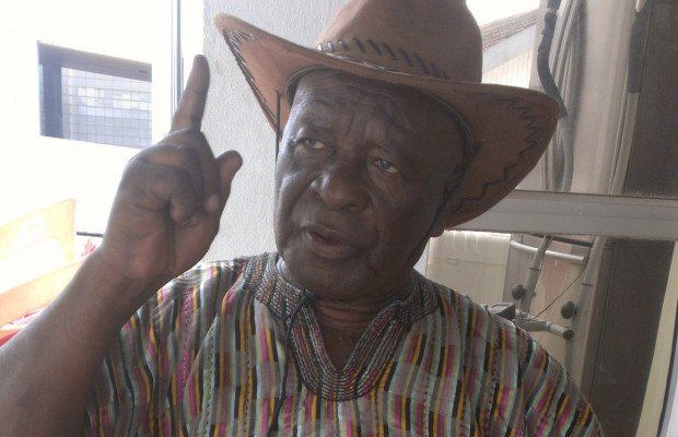 BREAKING: Former Kumasi Mayor Nana Akwasi Agyemang Is Dead. 70yr Old Woman 'Speaks' To His Ghost