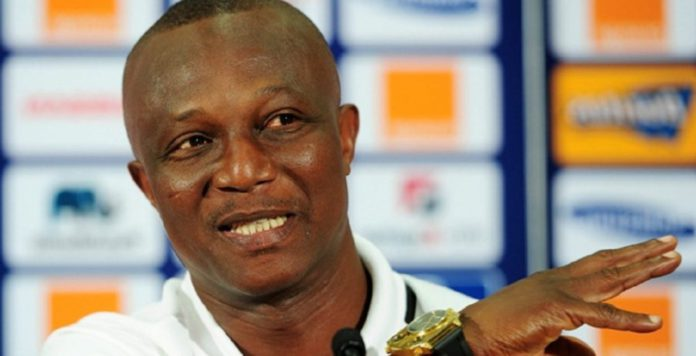 BREAKING: Kwesi Appiah Sacked As Ghana Head Coach
