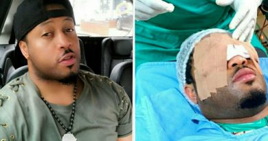 Nollywood Actor Mike Ezuruonye Goes 'Blind' Due To Too Much Exposure To Film Production Light