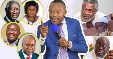 Rev Owusu Bempah's 2020 Prophecies Was A 'Plan Work'. See Details In This Video