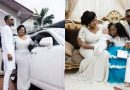 BREAKING: Reverend Obofour And Wife Welcome 3rd Baby (Video)