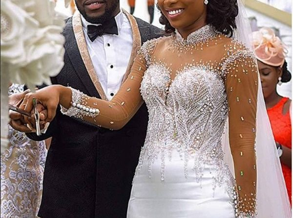 REVEALED: The Guy Tracy  Dumped Before Marrying Kwame Despite's Rich Son Is A National Service Personnel Who's Paid As Low As GHC 559 A Month