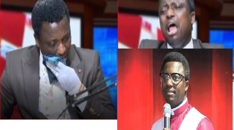 Rev Opambour Visibly Cries On Live TV To Beg Akufo-Addo To Call Off Kumasi, Accra Lockdown (More In This Video)