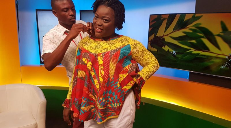 Nana Yaa Brefo Joins Angel TV. Her Contract Is Very Juicy But…