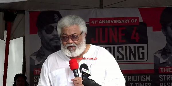 Rawlings Storms June 4th Anniversary With A New Hairstyle (See Photos)