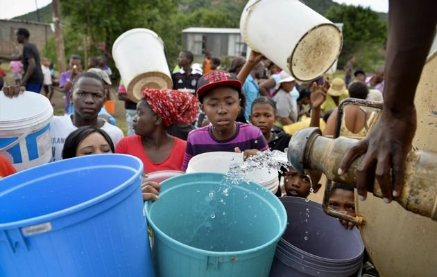We Can Give You Free Water; What We Cannot Do Is To Force You To Bath– Pressdent Declares