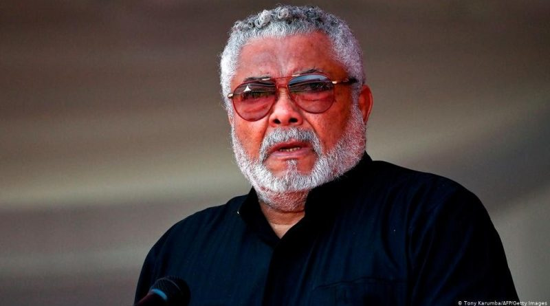 Funeral Date For Late President Jerry John Rawlings Out. [Read The Details Here]