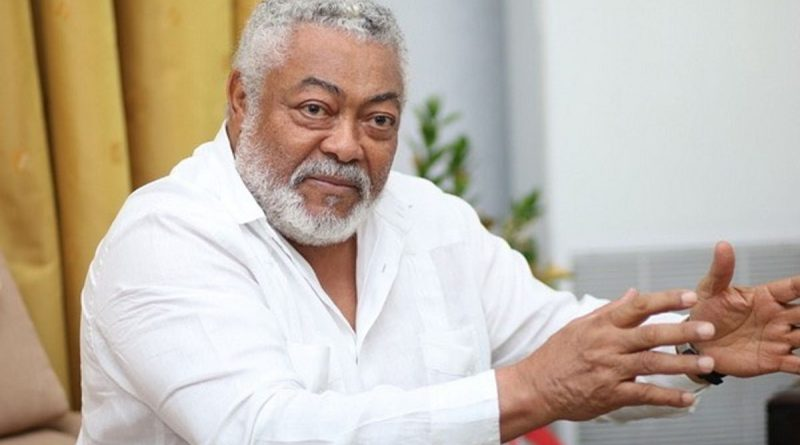 JUST IN: Woman Claims She's Been Sent By Late Prof. Atta Mills To Bring Rawlings Back To Life At 12am Today