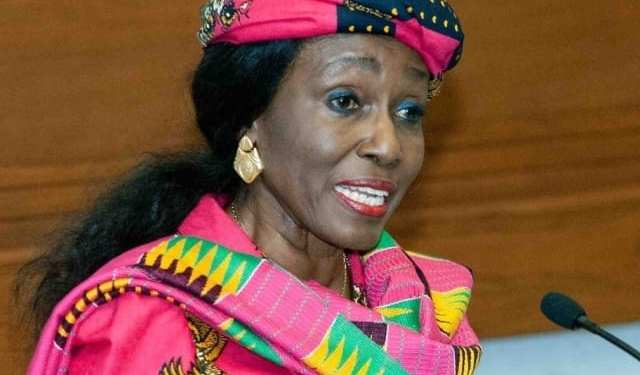 JUST IN: Konadu Agyeman-Rawlings Pulls Out Of December 7 Polls