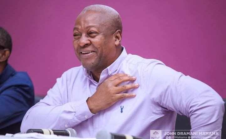 Cut Off My Head If Mahama Doesn't Win 2020 Election–Spiritualist
