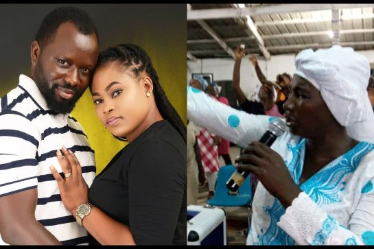 Brother Sammy Blasts Cecilia Marfo After She Disgraced Joyce Blessing In Public