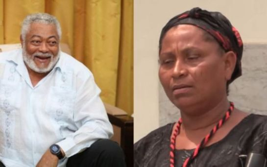Rawlings Had An Affair With My Mum And Gave Birth To Me In 1968 –52 Year Old Woman Drops More Secrets