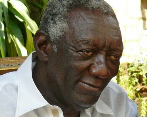 Shock As President Kufuor's 'Side Chick', Alleged Secret Twin Babies Hit Front Pages Of Newspapers–Read Full Story