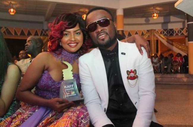 Nana Ama McBrown And Her Husband–How They Met And Got Married (Full Story)