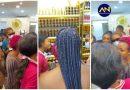Slay Queens Form Long Queue To Buy New 'Tie Him Down' Cream To Attract Men (PHOTO)