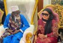 'Vangerist' Nana Agradaa Prays With Chief Imam–Photos