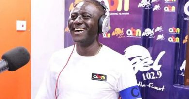 Captain Smart Returns To Angel FM After Dr Kwaku Oteng 'Secretly Begged Him'
