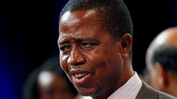 JUST IN: Zambian President Collapses During National Event