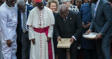 Each Ghanaian To Pay GH₵100 Per Month Towards The Building Of National Cathedral–Finance Minister