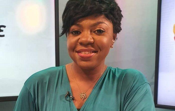 Maame Kyeraa Diamond Recognised As Best TV News Anchor