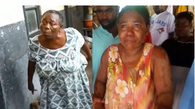 70-Year-Old Woman Shows True Pregnancy Test Results Of Takoradi Kidnapped Woman