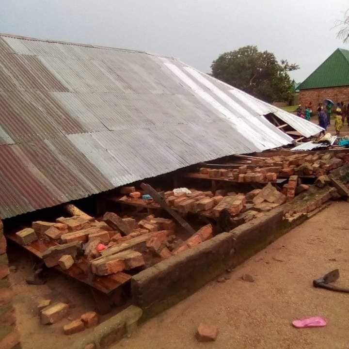 Church Building Collapses