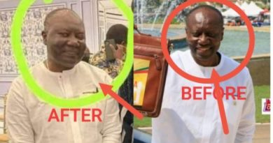 Ken-Ofori Attah Not Well–Social Media Users Deeply Worried After Seeing His Latest Photos