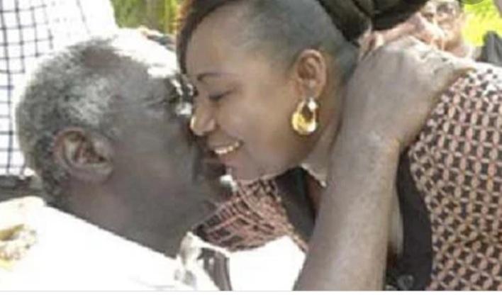 Gifty Anti Dating President Kufuor– Fresh Photos